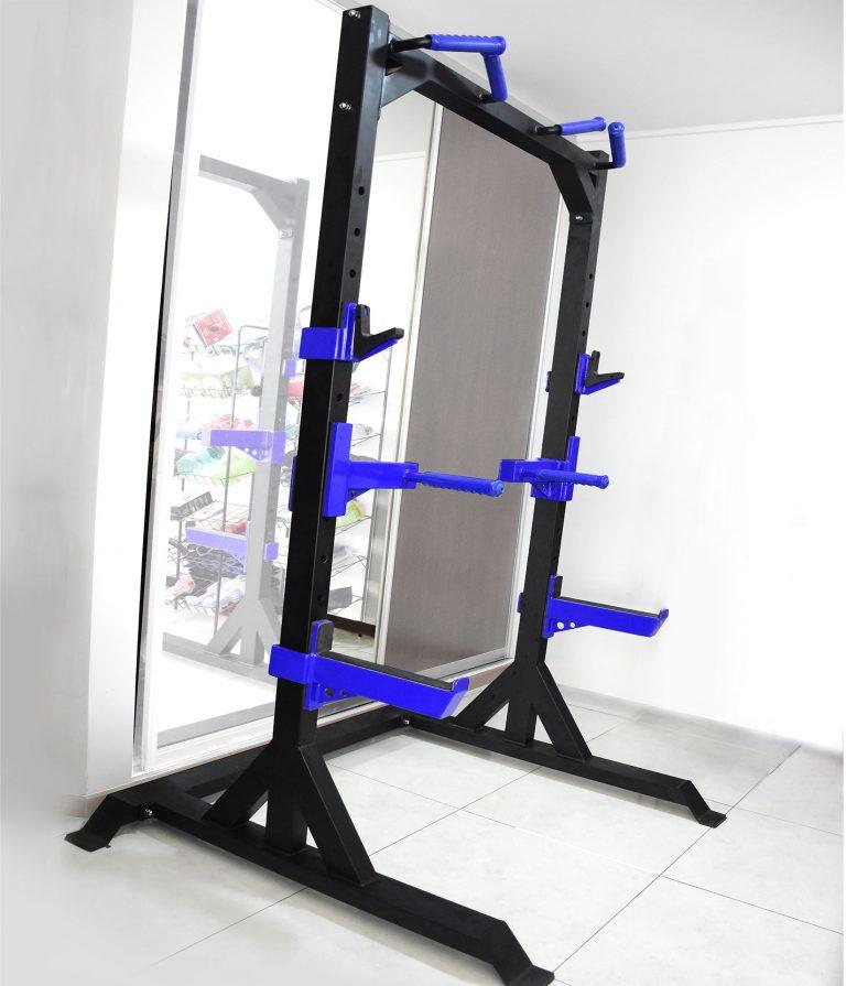 Soporte Rack – S4 / Hogar