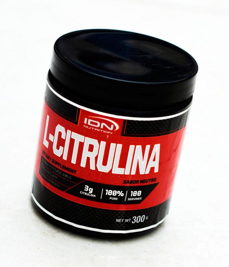 L-CITRULINA 300 g