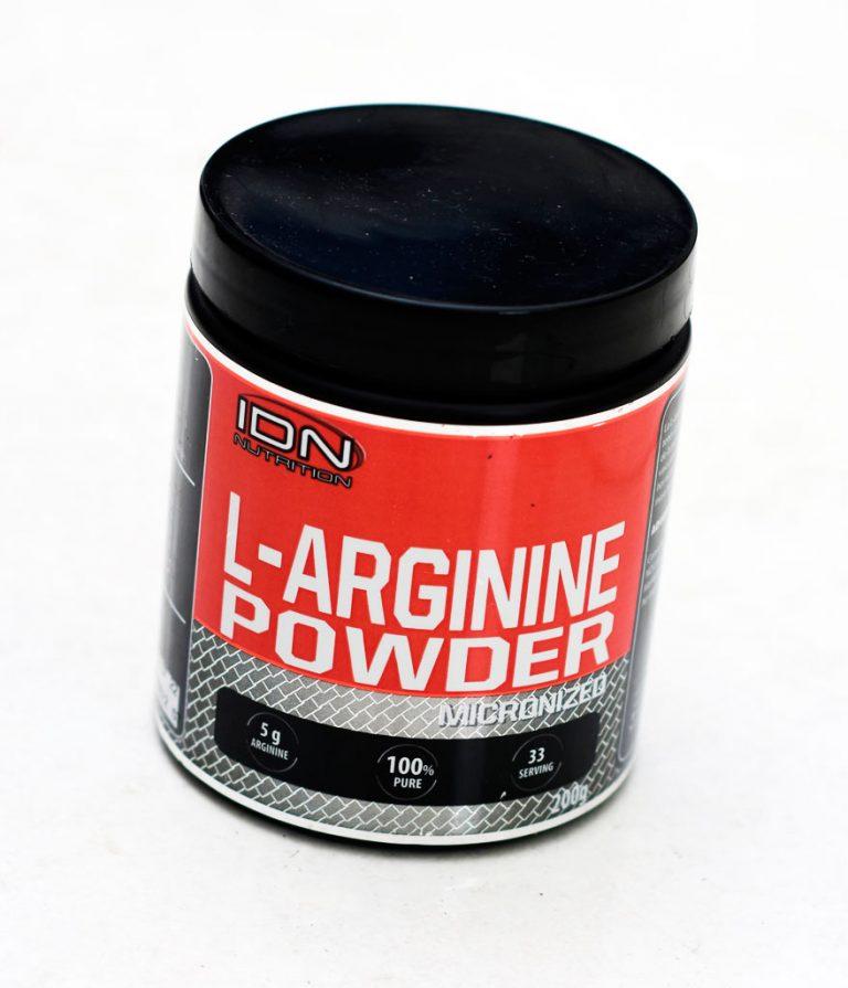 L-ARGININE POWER 200 g