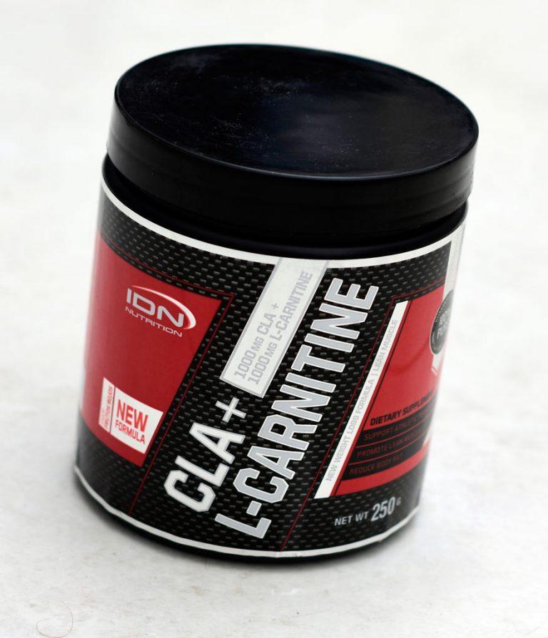 CLA + L-CARNITINE 250 g