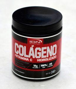 COLÁGENO HIDROLIZADO + VIT C 240  g