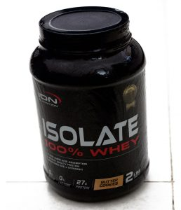 Isolate Whey 100% 2Lb