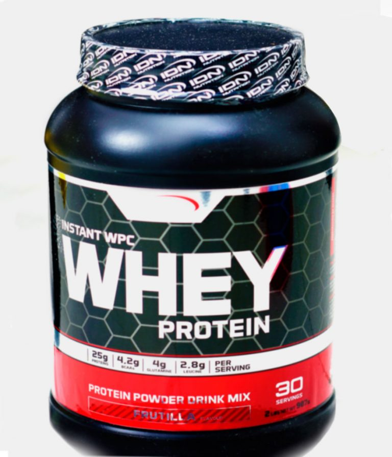 Whey Protein 2Lb (907 Kg)